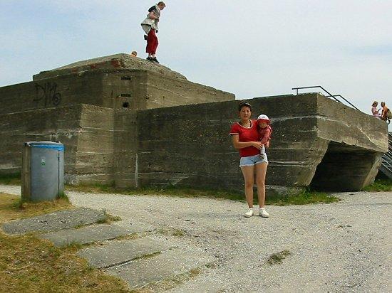 Bunker op Schiermonnikoog