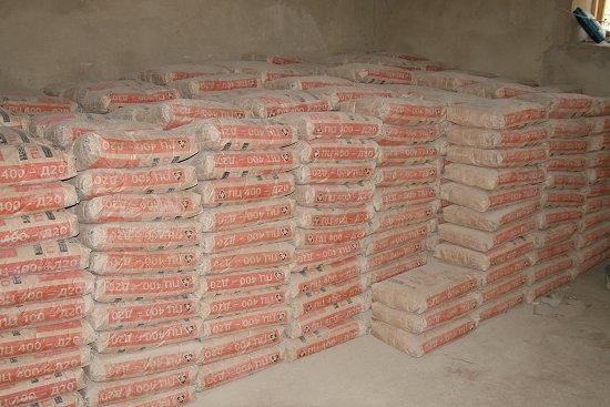 Cementvooraad