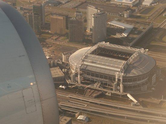 De Arena bij Amsterdam