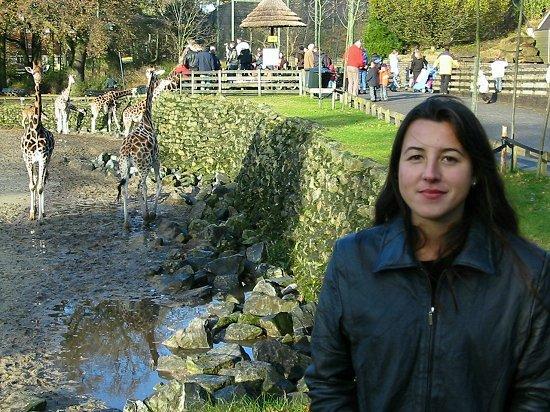 Naar de dierentuin in Emmen