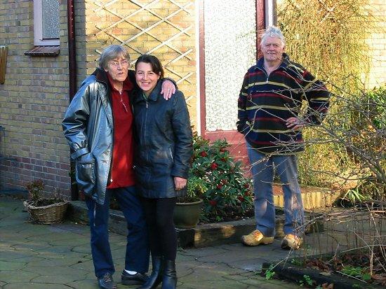 Beppe Wietske, Elmira en pake Siep