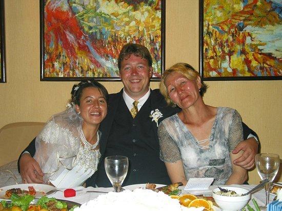 Met twee vrouwen getrouwd?