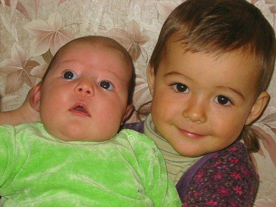 Isabel en Nathalie