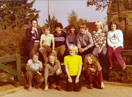 Klas 6, 1979-1980