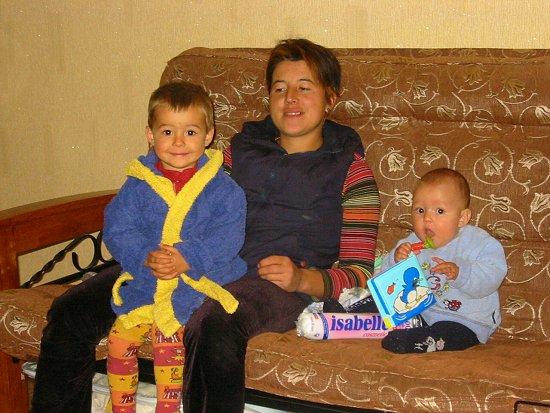 Nathalie, Elmira en Isabel