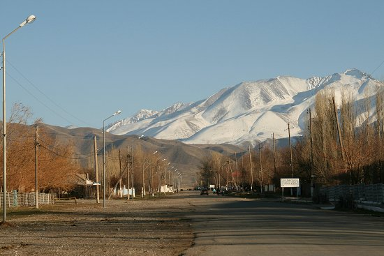 Sneeuwgrens op 2000 meter