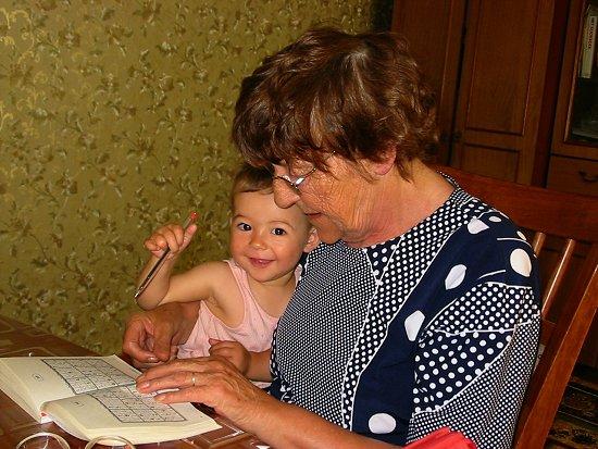 Krassen in het Sudoku boekje
