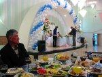 Bruiloft in Shymkent