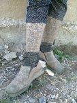 Cementspetters op de benen
