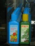 Chrysal en Pokon