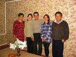 Elmira's naaste familie