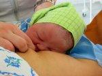Geboorte Isabel