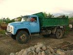 Onze ZIL vrachtwagen