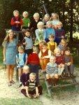 1973, kleuterschool Donkerbroek