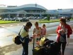 Vliegveld Almaty