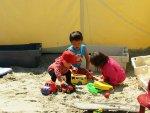 Spelen op Schiermonnikoog
