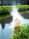 Natrium explosie