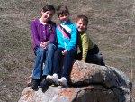 Machabat, Nathalie en Isabel