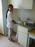 Wasbak in de keuken
