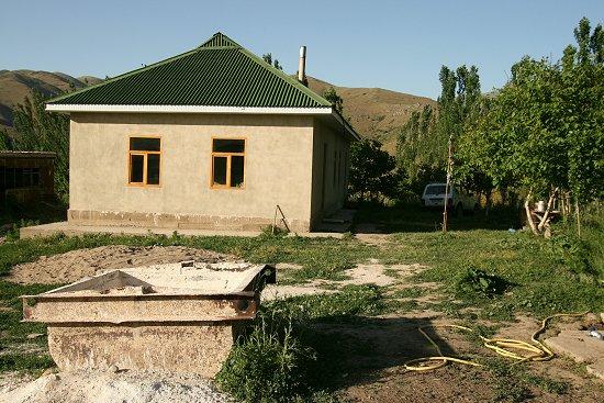 Verbouwde boerderij